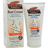 Cocoa Butter Formula Bust Cream With Vitamin E Collagen And Elastin by Palmer's (Unisex)
