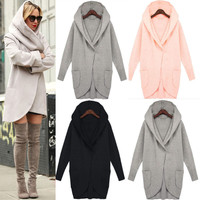 Winter Fashion Stylish With Pocket Jacket [9684020047]