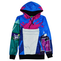 Dirty Sprite All Over Print Sprite and Lean Double Cup Promethazine Codeine Hoodie