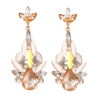 Soiree Crystal Earrings