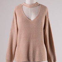 Holly Cable Knit Sweater