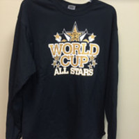 World Cup All Stars Long Sleeve | World Cup All Stars Pro Shop