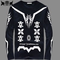 Winter Stylish Long Sleeve Pullover Couple Tops [6542269315]