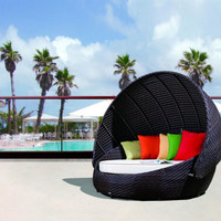 2017 Patio furniture And Outdoor furniture sun Daybe for high rollers
