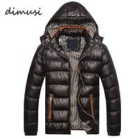 New Men Winter Fashion Jacket / Hooded / Thermal / Casual Clothing / Warm Coat
