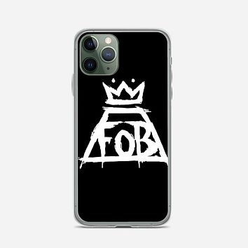 Fall Out Boy Sparkle iPhone 11 Pro Max Case