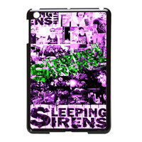 Sleeping With Sirens Poster Color FOR IPAD MINI CASE**AP*