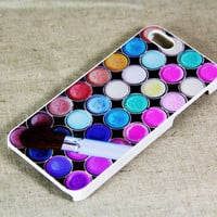 Makeup brushes iPhone 5 Case