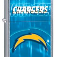 Chargers Street Chrome Lighter
