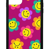 Smiley Flowers iPhone 11 Pro Max Case