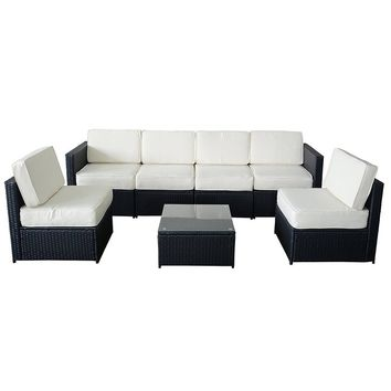 MCombo 5 Piece Sectional Set with Cushion