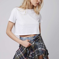 Cropped Tee - Topshop
