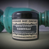 Vaudeville whipped body butter lotion Vegan Chocolate Spicy Pepper Merlot Espresso