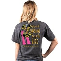 Nurse - Scrub Life - SS -  S20 - Adult T-Shirt