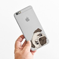 for iPhone 6 Plus - Super Slim Case - Pugs - Cute Pugs - Pugs Lover - Dogs Lover - Pet Lover