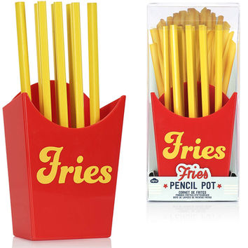 FRENCH FRIES PENCIL HOLDER