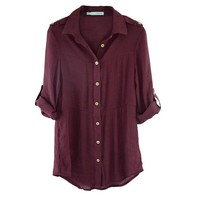 Eden Button Down Shirt