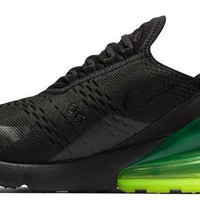BC DCCK3 Nike Air Max 270 Black / Neon Green