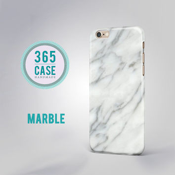 Gray Marble iPhone 6 Case, Light Granite Design iPhone 6 Plus Case, Stone Texture iPhone Case, Cool Cover iPhone 5S, Samsung Galaxy S3 S4 S5