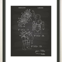 Nuclear Isotope Engine 1963 Patent Art Illustration - Drawing - Printable INSTANT DOWNLOAD - Get 5 Colors Background