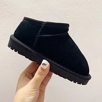Child UGG Girls Boys shoes Children boots Baby Sandle Toddler Kids Child Fashion Casua Sneakers Sport Children's Shoes