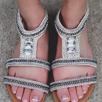 Gunpowder & Lead Sandal