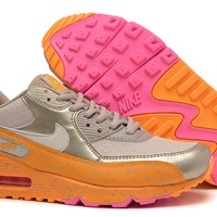 [Free Shipping ]Nike  Air Max 90 Women Casual Sneakers