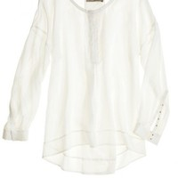 Lizzie Washable Silk Blouse | Calypso St. Barth