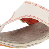 HUSH PUPPIES ZENDAL TOE PST - OFF WHITE MULTI