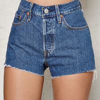 Levi's 501 Denim Shorts at PacSun.com