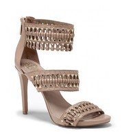 Sole Society Fancle Woven Studded Heel