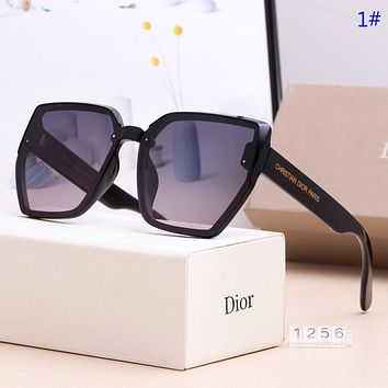 GUCCI New fashion polarized women sun protection glasses eyeglasses 1#