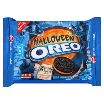 Target Exclusive Nabisco Oreo Halloween Sandwich Cookies 15.35 oz