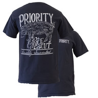 SALE Southern Couture High Priority Pig Choice Cut Unisex Bright T Shirt