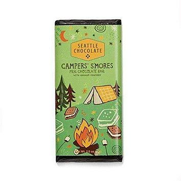 Campers' S'Mores Milk Chocolate Bar