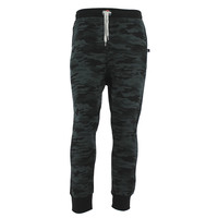 Sweet Pants - Loose Fit - Camouflage Black