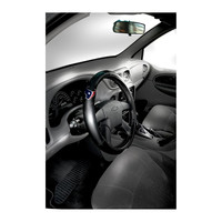Houston Texans NFL Steering Wheel Cover (14.5 to 15.5)