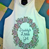 SWEET LORD O'MIGHTY! Daddy's Lil Gal TANK TOP