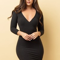 Katy Dress - Black