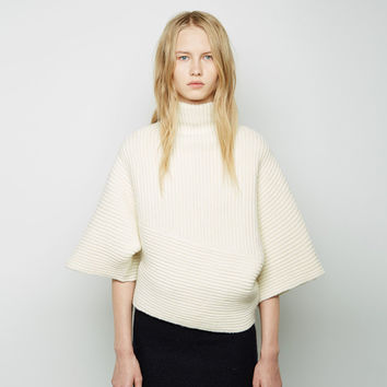 Grace Cropped Sweater by Acne Studios