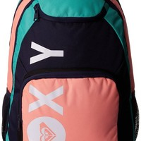 Roxy Juniors Shadow Swell Backpack, Multi, One Size