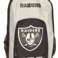 Oakland Raiders Contemporary Bunge  Backpack