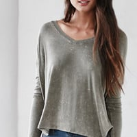Me To We Washed Ashore Long Sleeve Top at PacSun.com