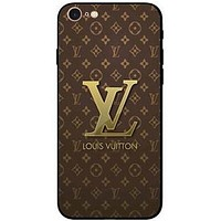LV Fashion Print iPhone Phone Cover Case For iphone 6 6s 6plus 6s-plus 7 7plus 8 8plus
