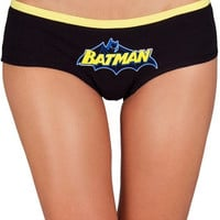 Batman Glow in the Dark Panty 3 Pack