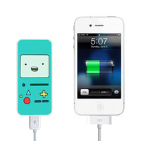 Adventure Time Beemo BMO Pocket Power Bank back up battery for iPhone and Galaxy Mobile Phone