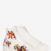 Converse Chuck Taylor All Star High-Top Sneaker - Embroidered Floral