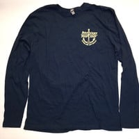 """Bare Wires """"Anchor"""" L/S Tee"""