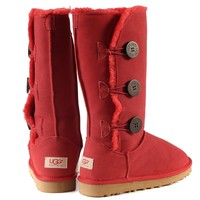 UGG Women Fashion Winter Snow Boots Half Boots Shoes-1