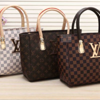 LV fashion casual handbag[385794146340]